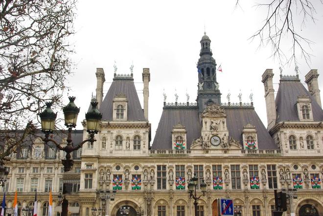France Paysage Ville Paris